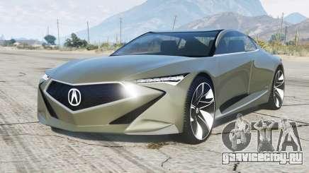 Acura Precision concept 2016〡add-on для GTA 5