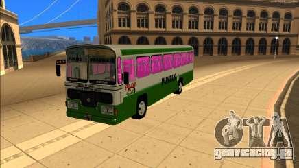 Punjab Roadways Bus Mod By Harinder Mods для GTA San Andreas