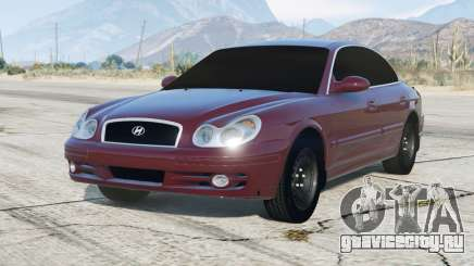 Hyundai Sonata (EF) 2004〡rims1 для GTA 5