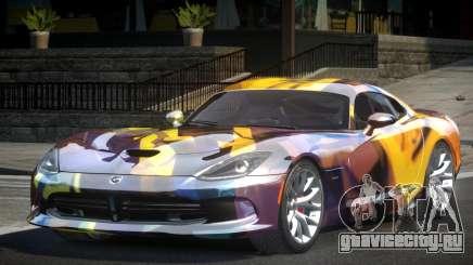 Dodge Viper BS-R S8 для GTA 4