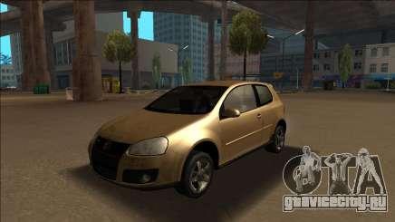 Volkswagen Golf GTI - The Golf is Better для GTA San Andreas
