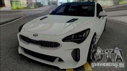 Kia Stinger GT [HQ] для GTA San Andreas