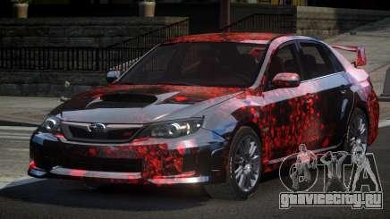 Subaru Impreza US S7 для GTA 4