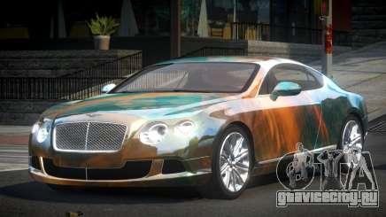 Bentley Continental PSI-R S1 для GTA 4