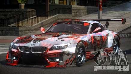 BMW Z4 GT3 US S6 для GTA 4