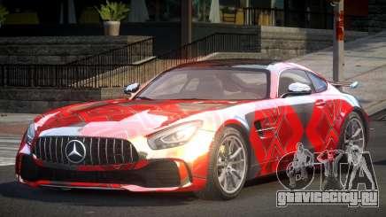 Mercedes-Benz AMG GT Qz S9 для GTA 4