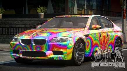 BMW M5 F10 US L9 для GTA 4