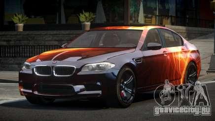BMW M5 F10 US L8 для GTA 4