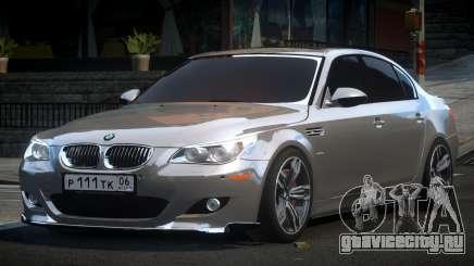 BMW M5 E60 AN для GTA 4