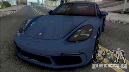 Porsche 718 Cayman S для GTA San Andreas