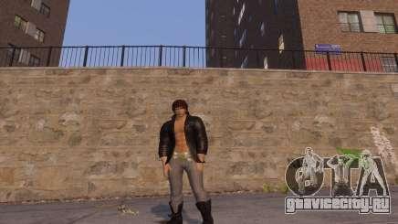 Miguel Caballero Rojo Default для GTA 4