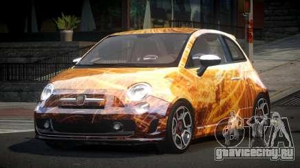 Fiat Abarth U-Style S9 для GTA 4