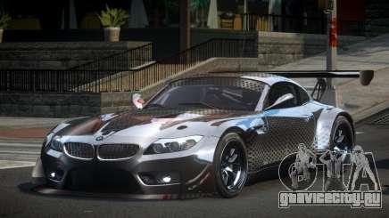 BMW Z4 GT3 US S10 для GTA 4