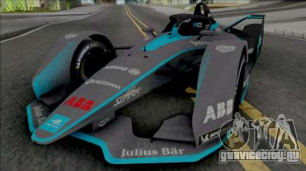 Spark SRT05e Formula E (SA Lights) для GTA San Andreas