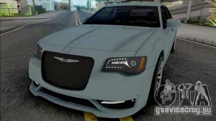 Chrysler 300 2020 Medium-Poly для GTA San Andreas
