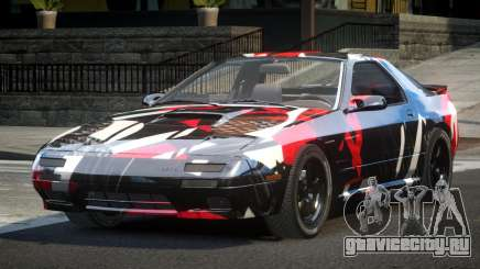 Mazda RX7 Abstraction S1 для GTA 4