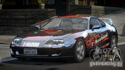 Toyota Supra GST Drift S1 для GTA 4