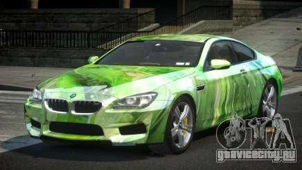 BMW M6 F13 US S3 для GTA 4