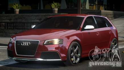 Audi RS3 GS V1.0 для GTA 4