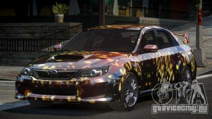 Subaru Impreza US S10 для GTA 4