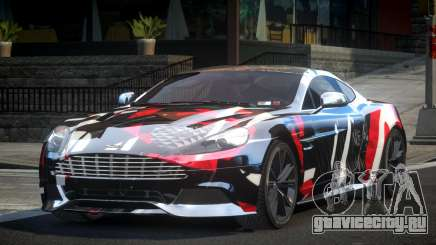 Aston Martin Vanquish US S9 для GTA 4