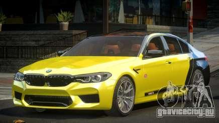 BMW M5 Competition xDrive AT S10 для GTA 4