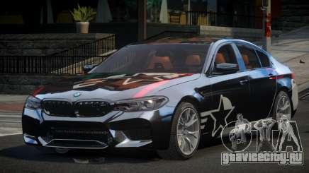 BMW M5 Competition xDrive AT S3 для GTA 4
