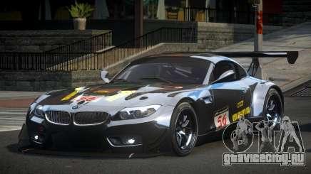 BMW Z4 GT3 US S7 для GTA 4