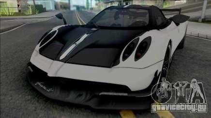 Pagani Huayra BC [IVF] для GTA San Andreas