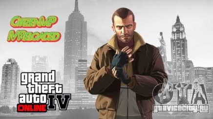 CitizenMP IV Reloaded для GTA 4