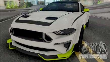 Ford Mustang RTR Spec 5 2021 для GTA San Andreas