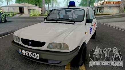 Dacia 1310 CN4 Break Ambulanta для GTA San Andreas