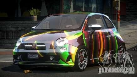 Fiat Abarth U-Style S6 для GTA 4
