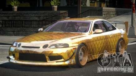 Toyota Soarer U-Style S2 для GTA 4