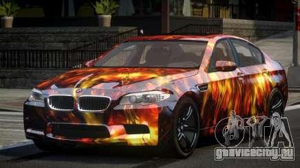 BMW M5 F10 US L5 для GTA 4