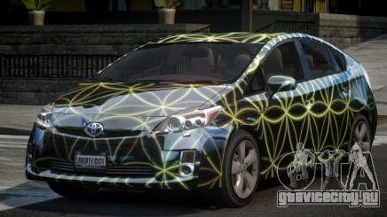 Toyota Prius U-Style S9 для GTA 4