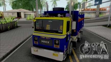 Mack MR688 (Trash) для GTA San Andreas