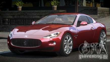 Maserati GranTurismo SP V1.0 для GTA 4