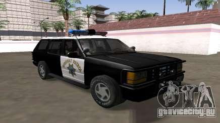 Ford Explorer 1994 California Highway Patrol для GTA San Andreas