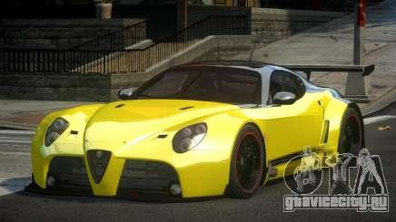 Alfa Romeo 8C Competizione GS-R S7 для GTA 4