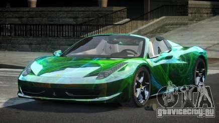 Ferrari 458 BS-S S8 для GTA 4