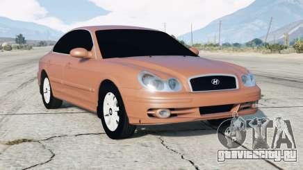 Hyundai Sonata (EF) 2004〡rims2 для GTA 5