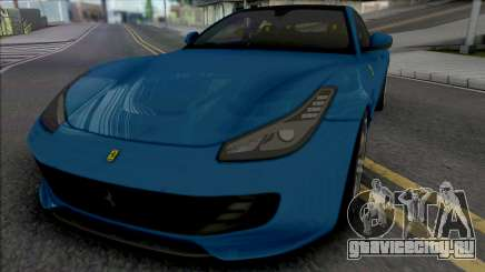 Ferrari GTC4Lusso (Italian Plate) для GTA San Andreas