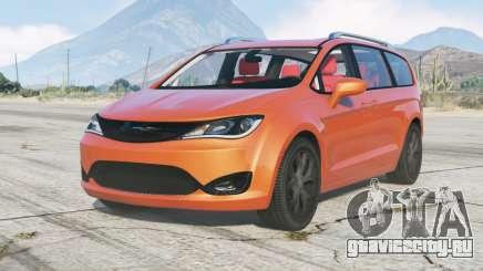 Chrysler Pacifica Red S Edition (RU) 2020〡add-on v1.2 для GTA 5