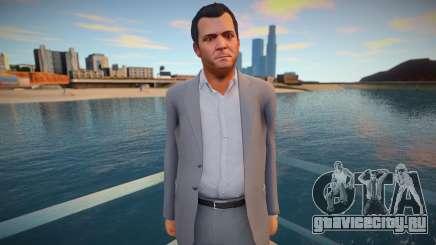 Michael Skin для GTA San Andreas