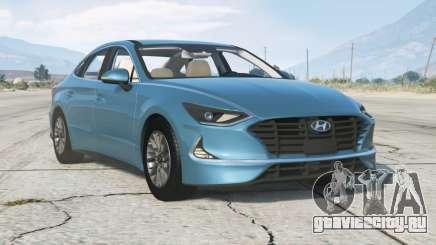 Hyundai Sonata (DN8) 2020 для GTA 5