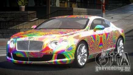 Bentley Continental PSI-R S3 для GTA 4