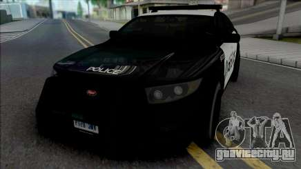 Vapid Torrence Police Las Venturas для GTA San Andreas