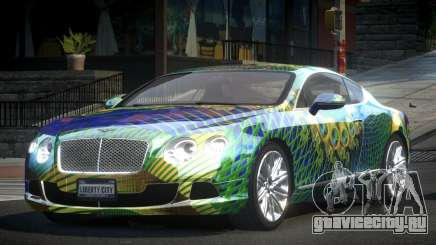 Bentley Continental PSI-R S8 для GTA 4