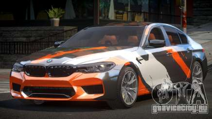 BMW M5 Competition xDrive AT S9 для GTA 4